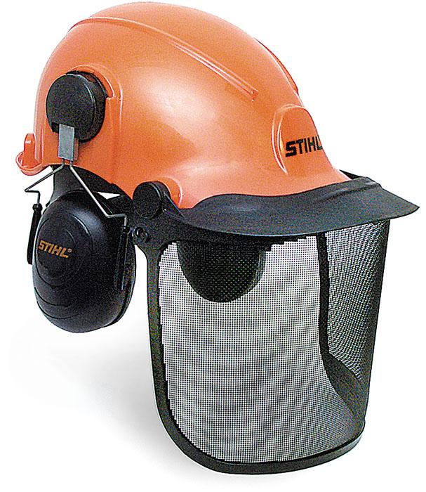 Forestry Helmet System