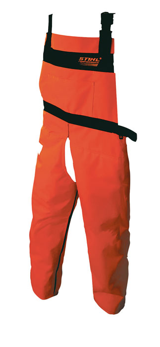 Skidder Bib Chaps - 6 layer
