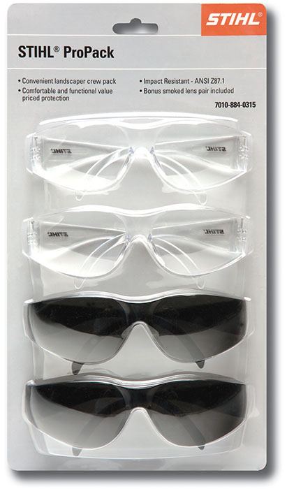 ProPack 4-Pack Glasses