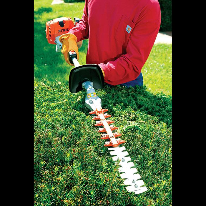 Hl 90 K 0 176 Extended Reach Hedge Trimmer Stihl Usa