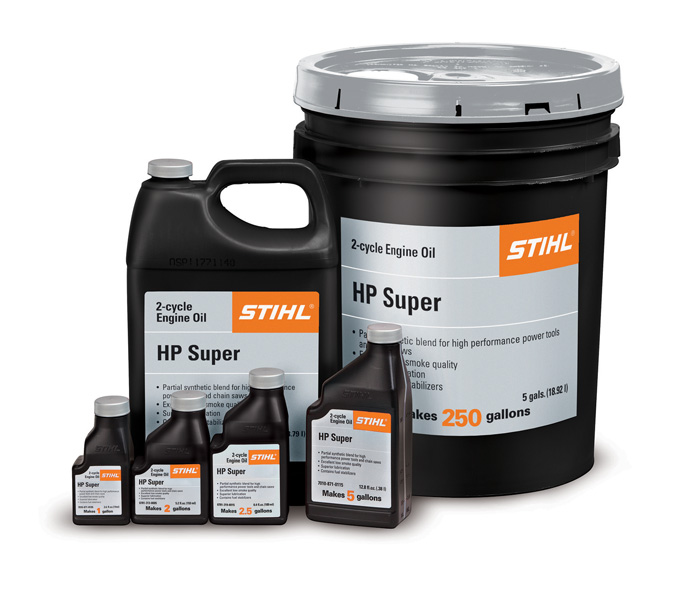 HP Super 2-Cycle Engine Oil