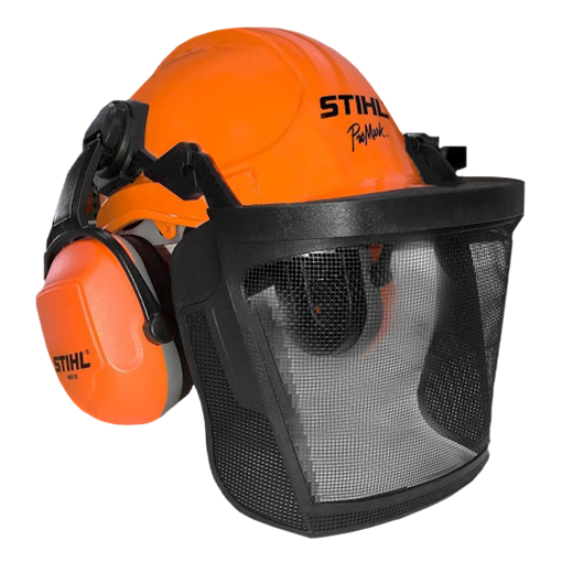 Pro Mark Forestry Helmet System Protective Head And Ear