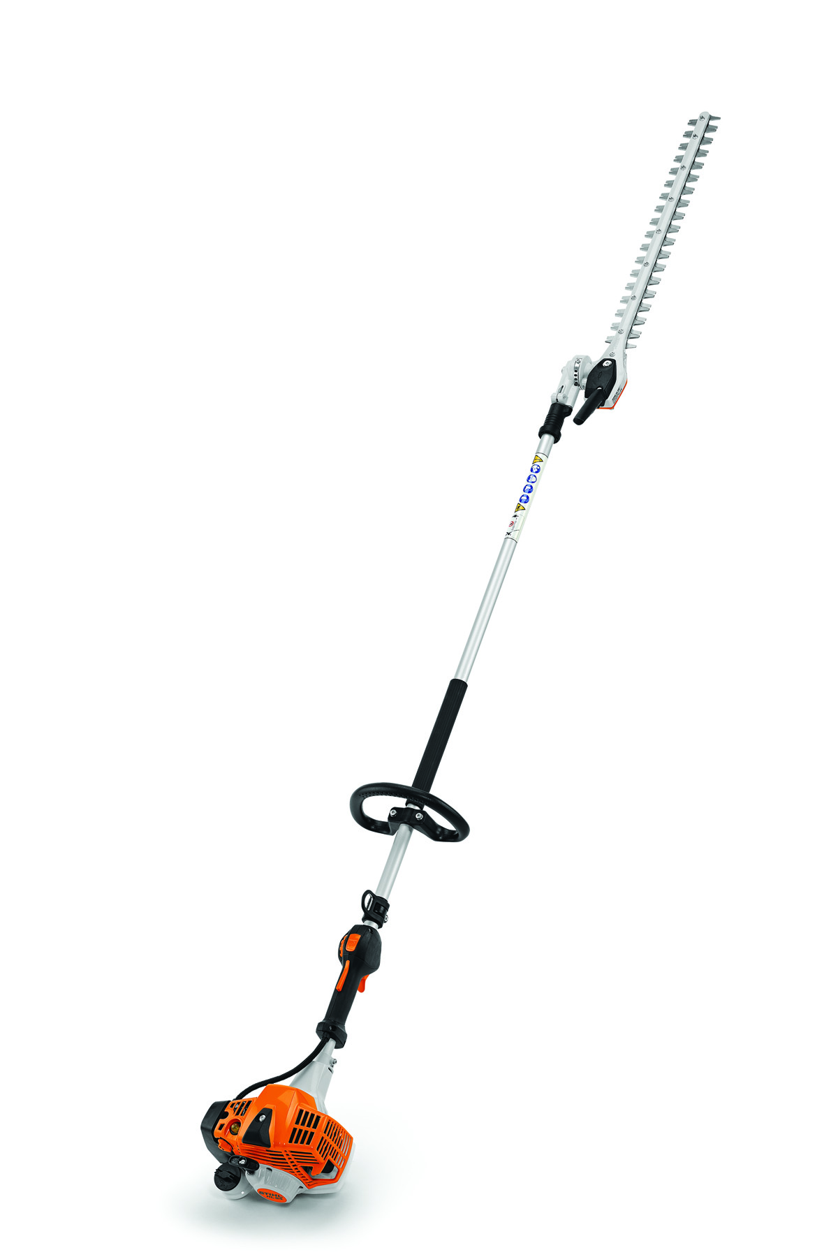 hedge stihl trimmer hl reach studio extended trimmers balanced better easy