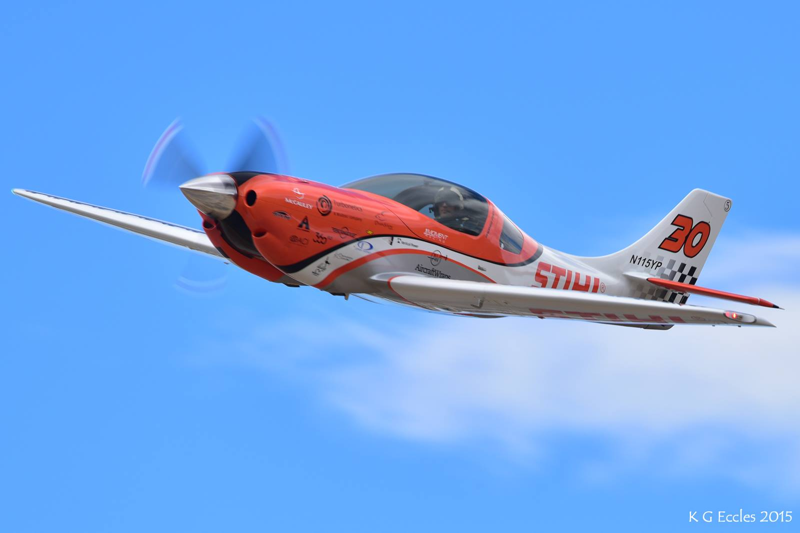 STIHL Inc  Confirms Two-Year Sponsorship of Reno Air Racing
