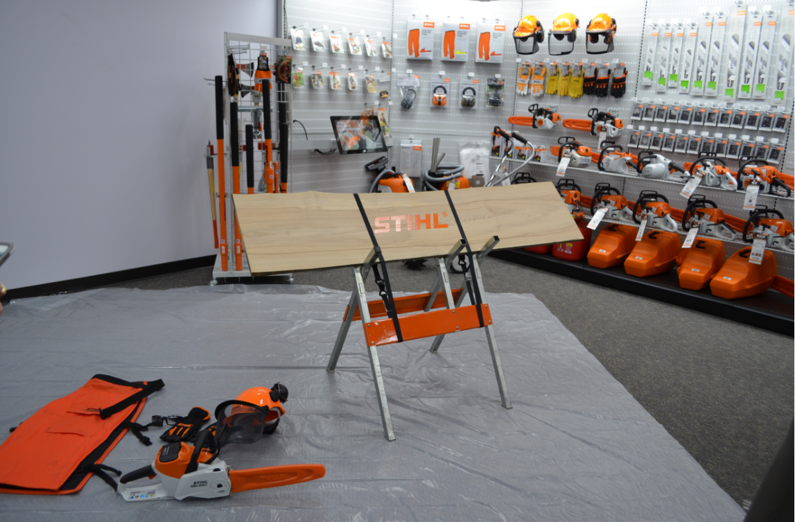 how to become a stihl dealer