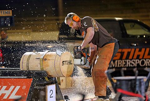 STIHL TIMBERSPORTS U.S. Championships