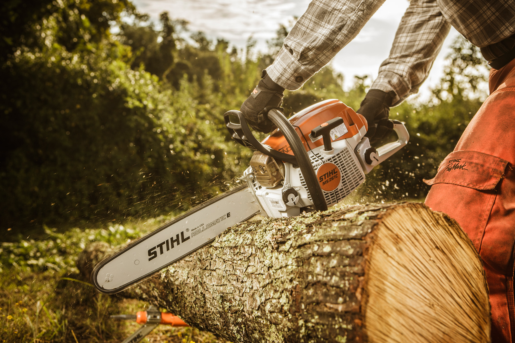 stihl ms 261 chain saw redesigned for optimal performance