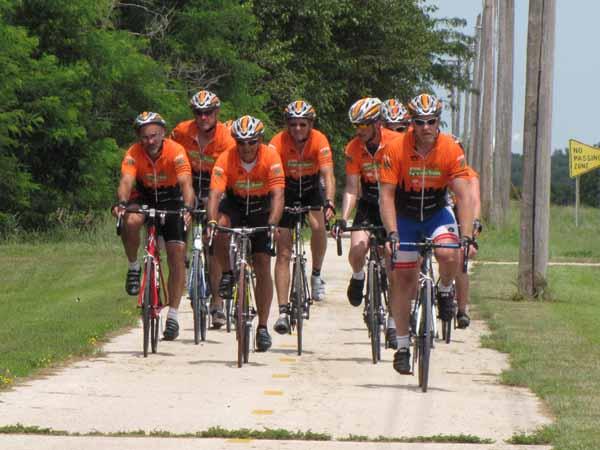 STIHL Tour des Trees Riders