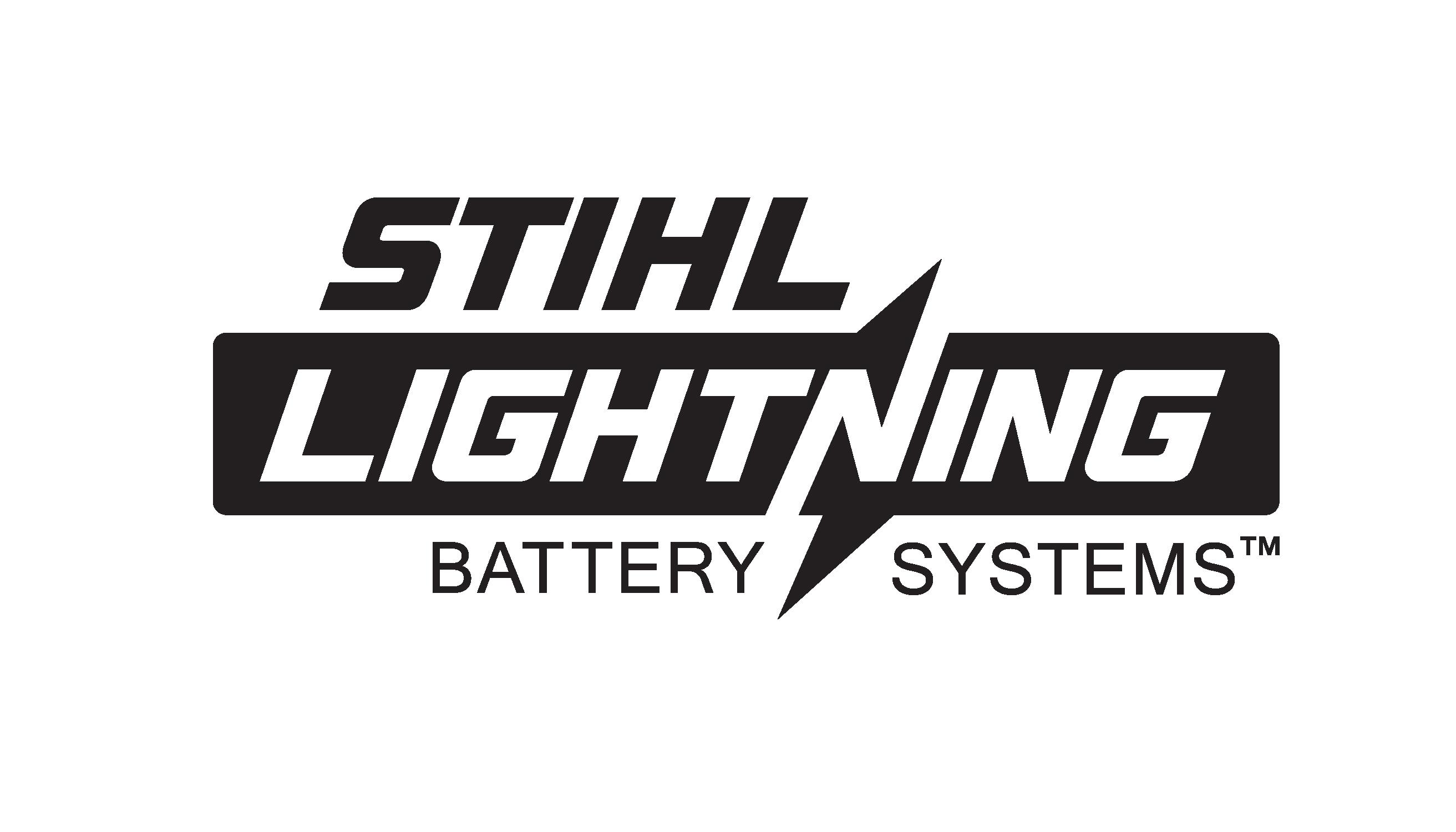 STIHL Lightning Battery Logo