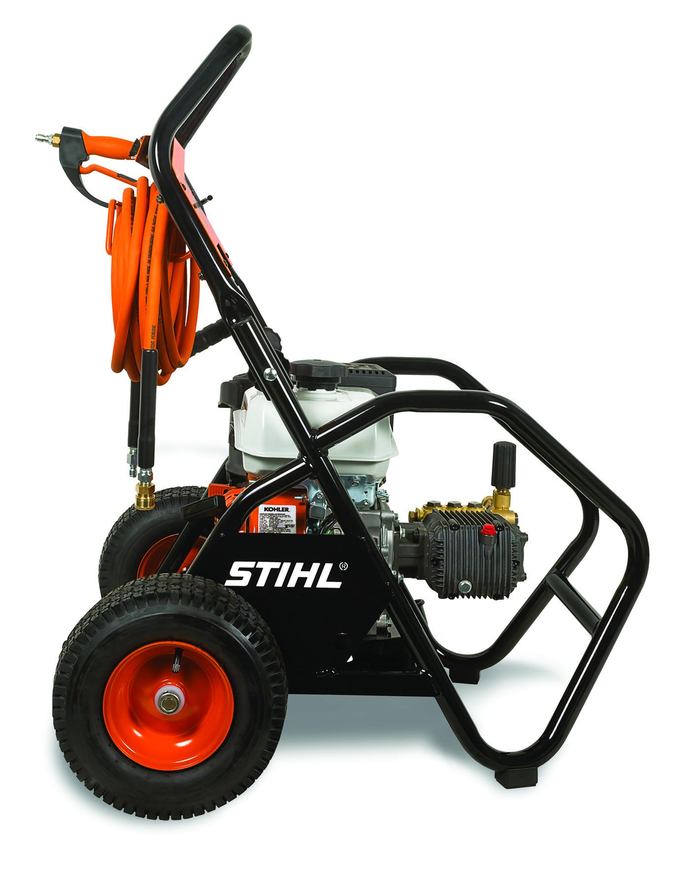 STIHL RB 600 Action Image