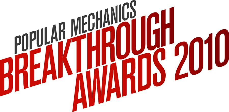 Popular Mechanics Breakthrough