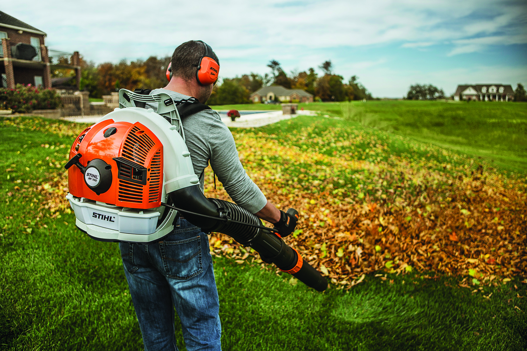 STIHL Introduces Its Most Powerful Backpack Blower | STIHL USA