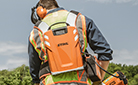 STIHL Professional Backpack Battieres