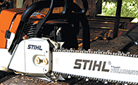 STIHL OILOMATIC®  Lubrication System