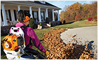Leaf Blowers: Guide to Safer and More Courteous Use