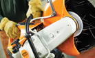 STIHL X2 Air Filtration