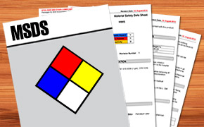 Material Safety Data Sheets