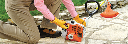 Easy2Start | Product Technology & Features | STIHL USA