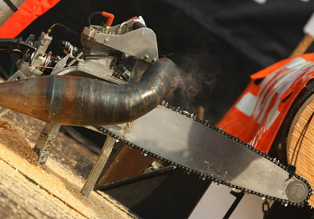 Go to Hot and Heavy: The Mechanics Behind Hot Saws