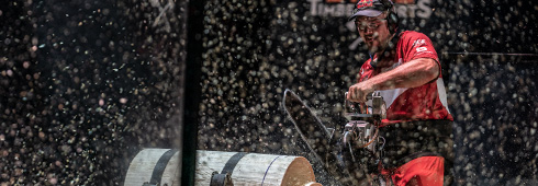 Stay Connected to STIHL® TIMBERSPORTS®