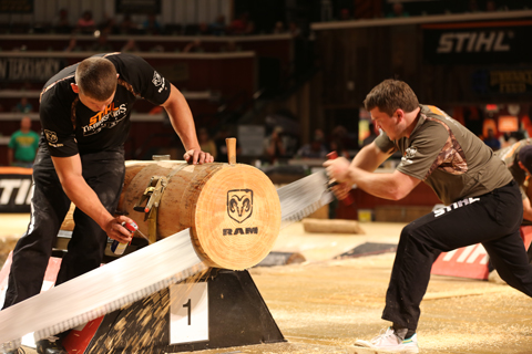 A graduate of Glendale State College and Diana, West Virginia native, Matt Cogar is the reigning STIHL® TIMBERSPORTS® US Professional champion, a title he has already won after being on the Series for just five seasons.