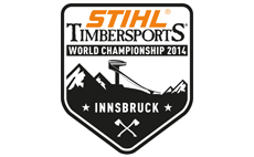 2014 STIHL® TIMBERSPORTS® World Championship to take place at the Olympiahalle in Innsbruck, Austria on November 14 and 15