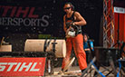 Go to Sam Mulholland-Wong of California Polytechnic State University Wins STIHL® TIMBERSPORTS® Collegiate Championship