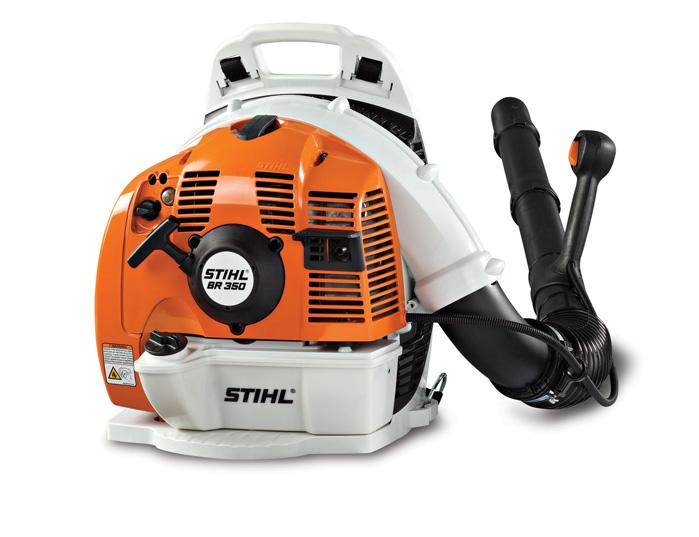 STIHL BR 350 Backpack Blower - Mid-Range Backpack Blowers ...