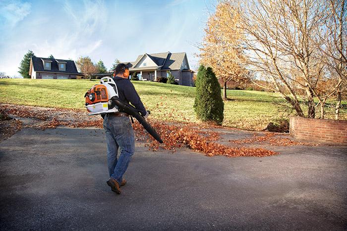 Br 430 Backpack Blower Professional Use Stihl Usa
