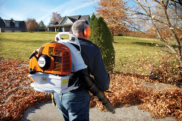 br 430  a professional-grade backpack blower