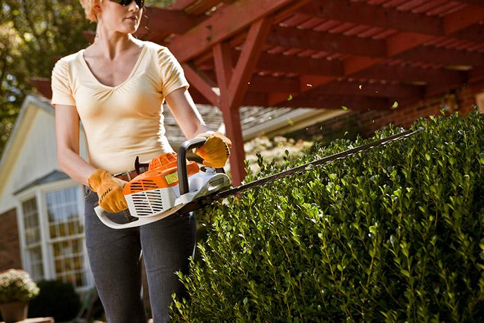 Hs 46 C E Occasional Use Gas Hedge Trimmer Stihl Usa