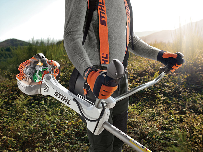 Stihl m tronic forest clearing saw fs 560 c em stihl usa professional grade powerful clearing saw with easy2start system and stihl m tronic feature keyboard keysfo Image collections
