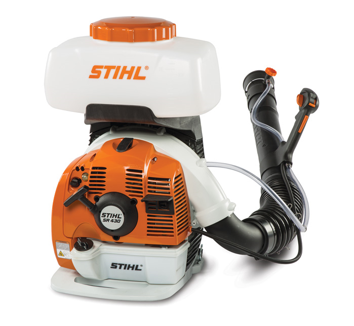 Stihl Introduces Liquid Only High Capacity Backpack
