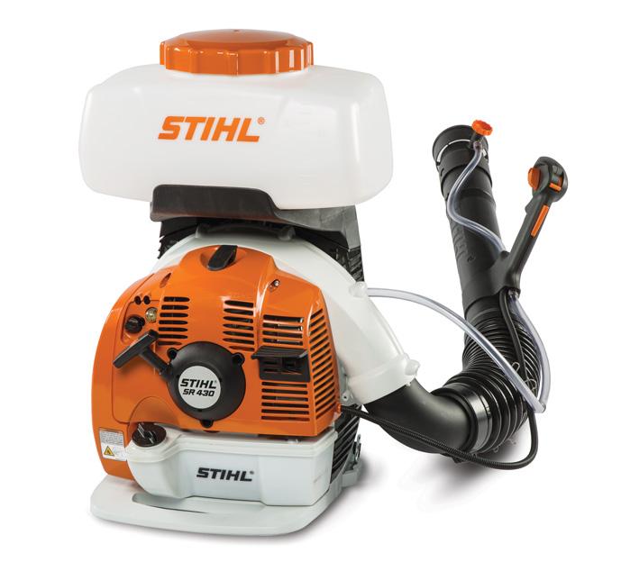 Sr 430 Backpack Sprayer Commercial Farm Sprayer Stihl Usa