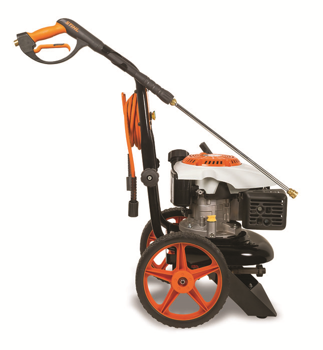 Power Washing Machine >> Rb 600 Power Washing Equipment Stihl Usa