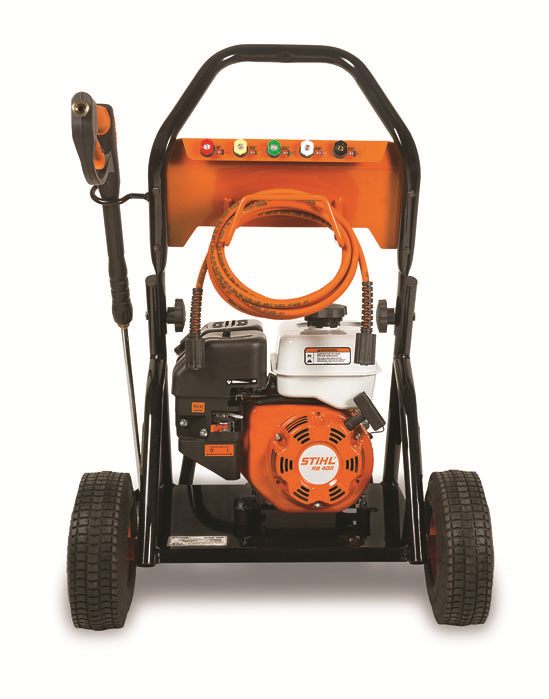 Rb 400 Dirt Boss Residential Power Washer Stihl Usa