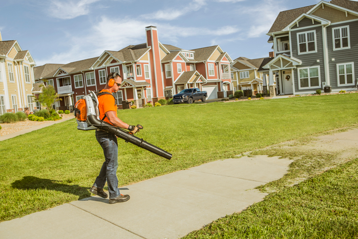 Br 700 X Lightweight Backpack Blower For Professionals