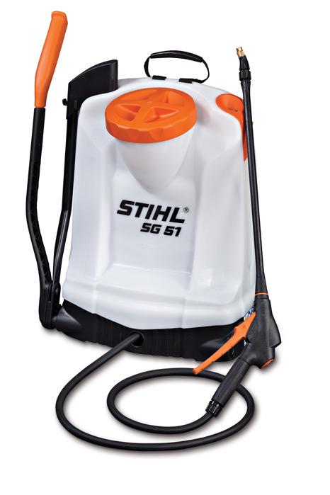 Sg 51 Sprayers Stihl Usa