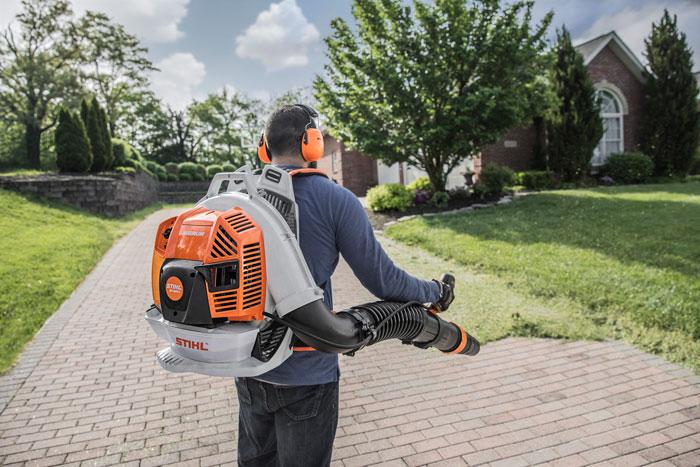 most powerful backpack blower stihl usa