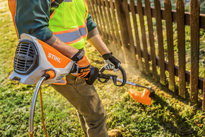 most powerful battery string trimmer stihl usa. Black Bedroom Furniture Sets. Home Design Ideas
