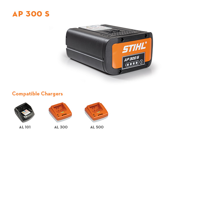 AP 300 S Lithium-Ion Battery