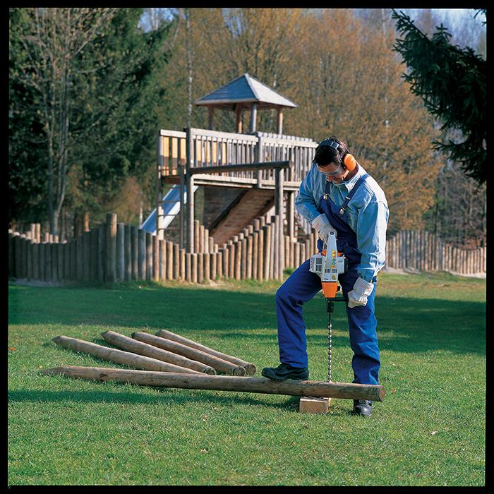 Dekalb Implement - BT 45 Wood Boring Drill