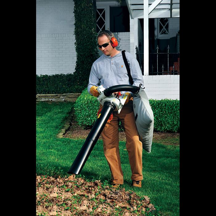 Sh 56 C E Leaf Blower Vacuum Blowers Amp Shredder Vacs