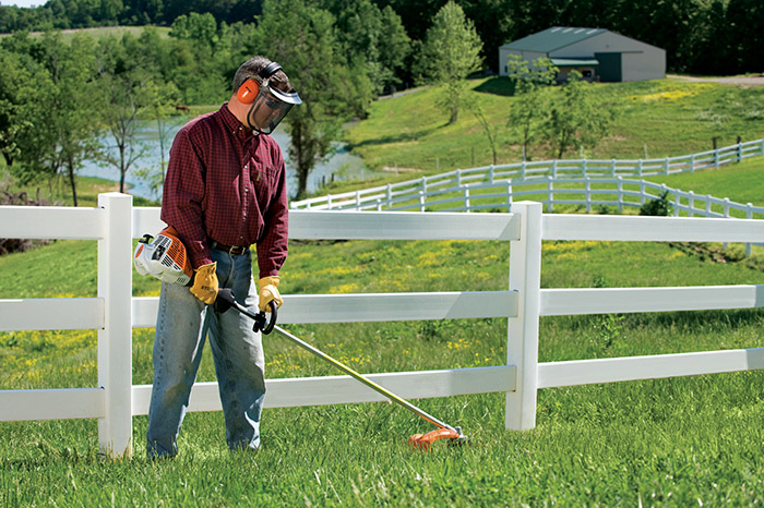 Fs 70 r professional use straight shaft trimmer stihl usa this professional grade straight shaft grass trimmer is fuel efficient and produces low emissions greentooth Images